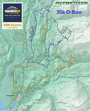 SQ50 O-Run 35k map