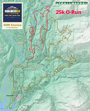 SQ50 O-Run 25k map